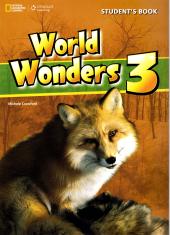 World Wonders 3. Student's Book with CD - фото обкладинки книги