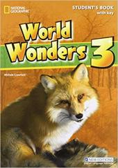 World Wonders 3. Student's Book with overprint Key - фото обкладинки книги