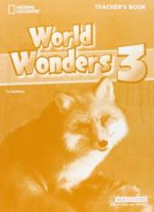World Wonders 3. Teacher's Book - фото обкладинки книги