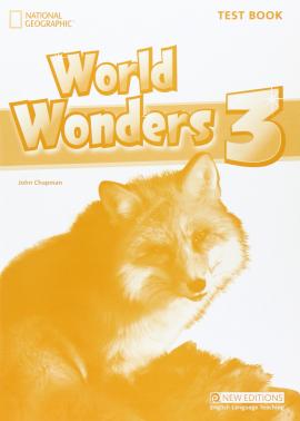 World Wonders 3. Test Book (тести) - фото книги