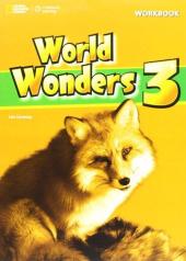 World Wonders 3. Workbook - фото обкладинки книги