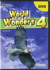 World Wonders 4. DVD - фото обкладинки книги