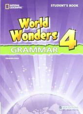 World Wonders 4. Grammar Student Book - фото обкладинки книги