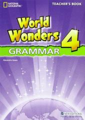 World Wonders 4. Grammar Teacher's Book - фото обкладинки книги