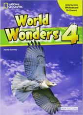 World Wonders 4. Interactive Whiteboard Software (програмне забезпечення для інтерактивної дошки) - фото обкладинки книги