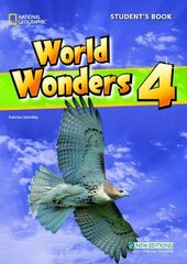 World Wonders 4. Student's Book - фото обкладинки книги