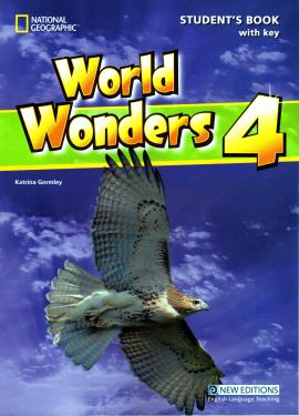 World Wonders 4. Student's Book with overprint Key - фото книги