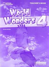 World Wonders 4. Teacher's Book - фото обкладинки книги