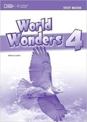 World Wonders 4. Test Book (тести) - фото обкладинки книги