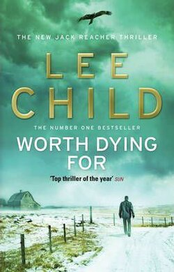 Worth Dying For : (Jack Reacher 15) - фото книги