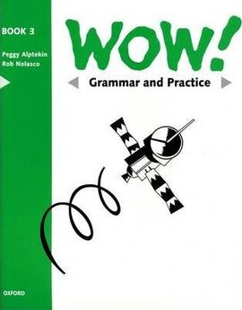 WOW!: Grammar and Practice Book Level 3 : Window on the World - фото книги