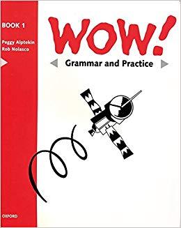 WOW!: Grammar & Practice Book Level 1 : Window on the World - фото книги