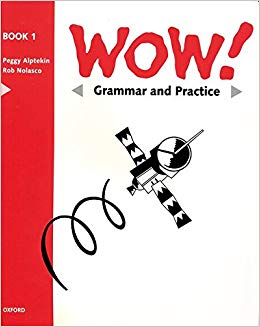 WOW!: Grammar & Practice Book Level 1 : Window on the World - фото книги