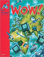WOW!: Student's Book Level 3 : Window on the World - фото обкладинки книги