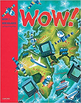 WOW!: Student's Book Level 3 : Window on the World - фото книги