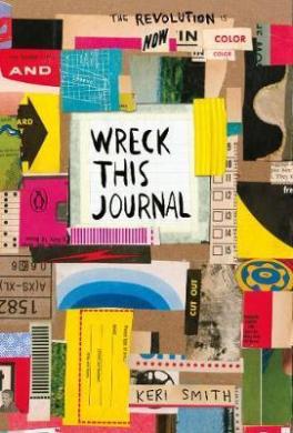 Wreck This Journal - фото книги