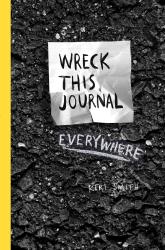 Wreck This Journal Everywhere - фото обкладинки книги