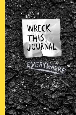 Книга Wreck This Journal Everywhere