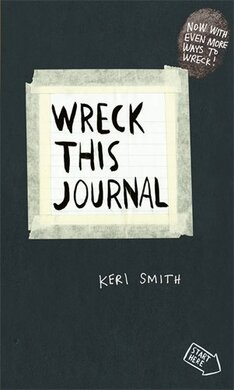 Wreck This Journal: To Create is to Destroy, Now With Even More Ways to Wreck! - фото книги