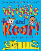 Wriggle and Roar! - фото обкладинки книги