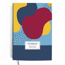 Write&Draw. Spots - фото книги