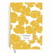 Write&Draw. Yellow flowers - фото обкладинки книги