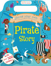 Write Your Own Pirate Story - фото обкладинки книги