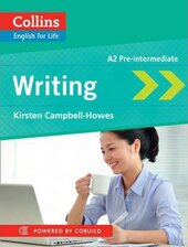 Writing : A2 - фото обкладинки книги