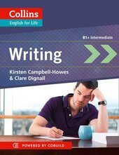 Writing : B1+ - фото обкладинки книги