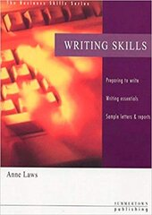 Writing Skills - Preparing to Write - Writing Essentials - Sample Letters and Reports - фото обкладинки книги