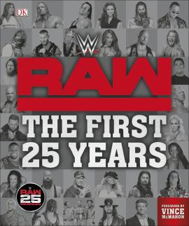 Книга WWE RAW The First 25 Years