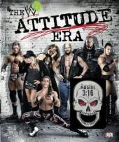 WWE The Attitude Era - фото обкладинки книги