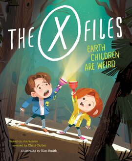 X-Files : Earth Children Are Weird, The - фото книги