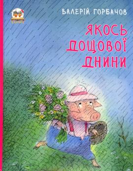 Якось дощової днини - фото книги