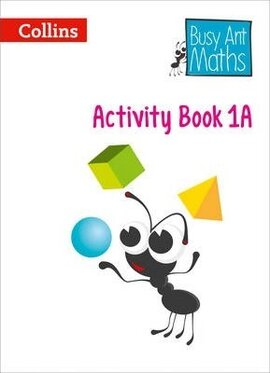Year 1 Activity Book 1A - фото книги