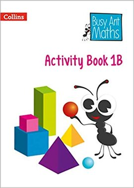 Year 1 Activity Book 1B - фото книги