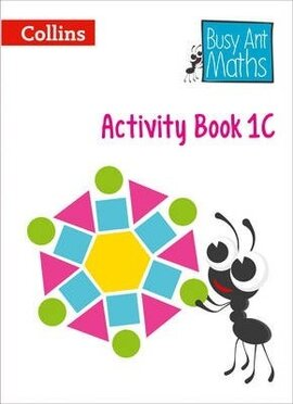 Year 1 Activity Book 1C - фото книги