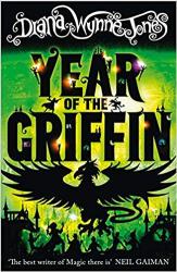Year of the Griffin - фото обкладинки книги