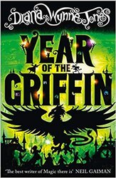 Книга Year of the Griffin