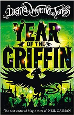 Year of the Griffin - фото книги