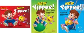 Yippee  New Blue Class CDs(2) - фото книги