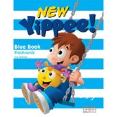 Yippee  New Blue Flashcards - фото обкладинки книги