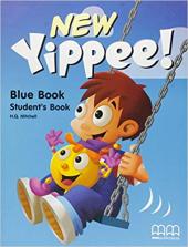 Yippee  New Blue Student's Book - фото обкладинки книги