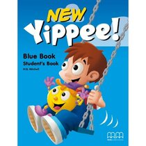 Книга для вчителя Yippee  New Blue Teacher's Book
