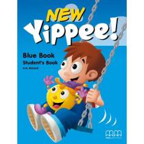 Книга для вчителя Yippee  New Blue Teacher's Book