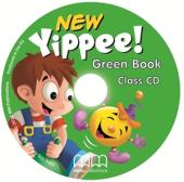 Yippee  New Green Class CD - фото обкладинки книги