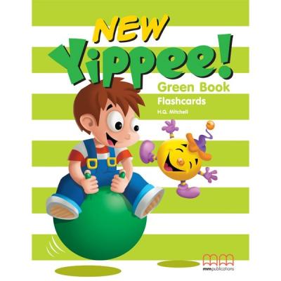 Посібник Yippee  New Green Flashcards