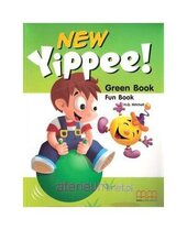 Посібник Yippee  New Green Fun Book with CD-ROM