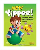 Yippee  New Green Student's Book - фото обкладинки книги