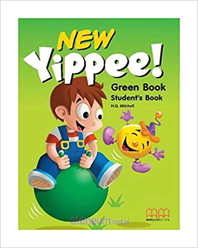 Підручник Yippee  New Green Student's Book